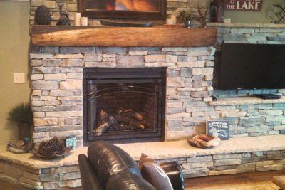 HDX40 Fireplace