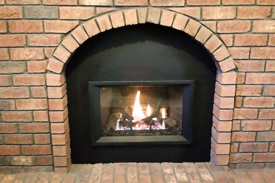 GDIX Fireplace