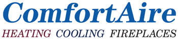 ComfortAire Heating Cooling Logo